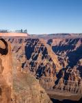 Skywalk i Grand Canyon