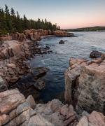 Acadia National Park i New England